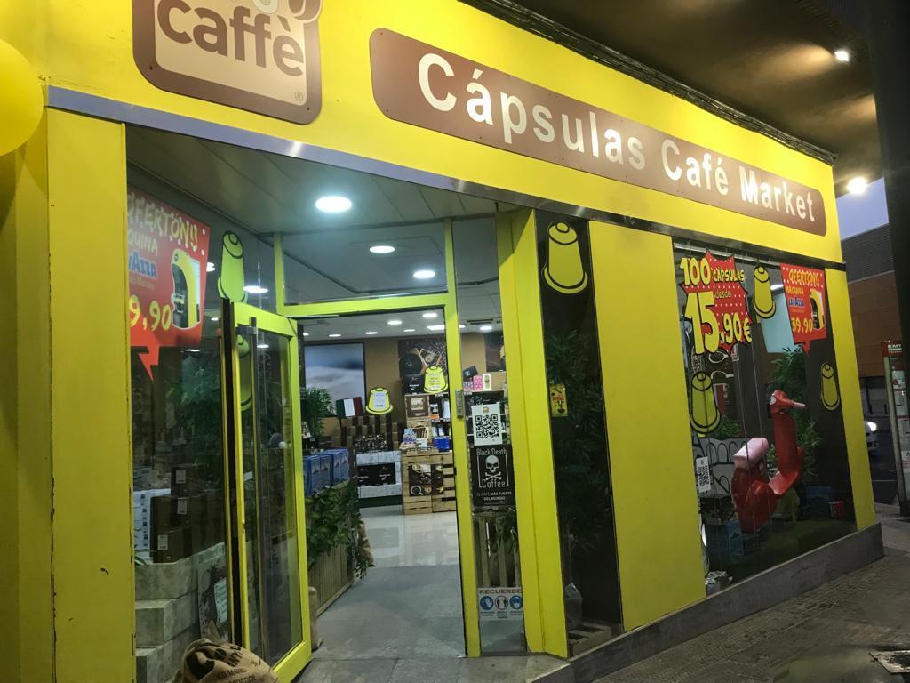Verdadero Café - Valencia 2 - Av. Pérez Galdos 137